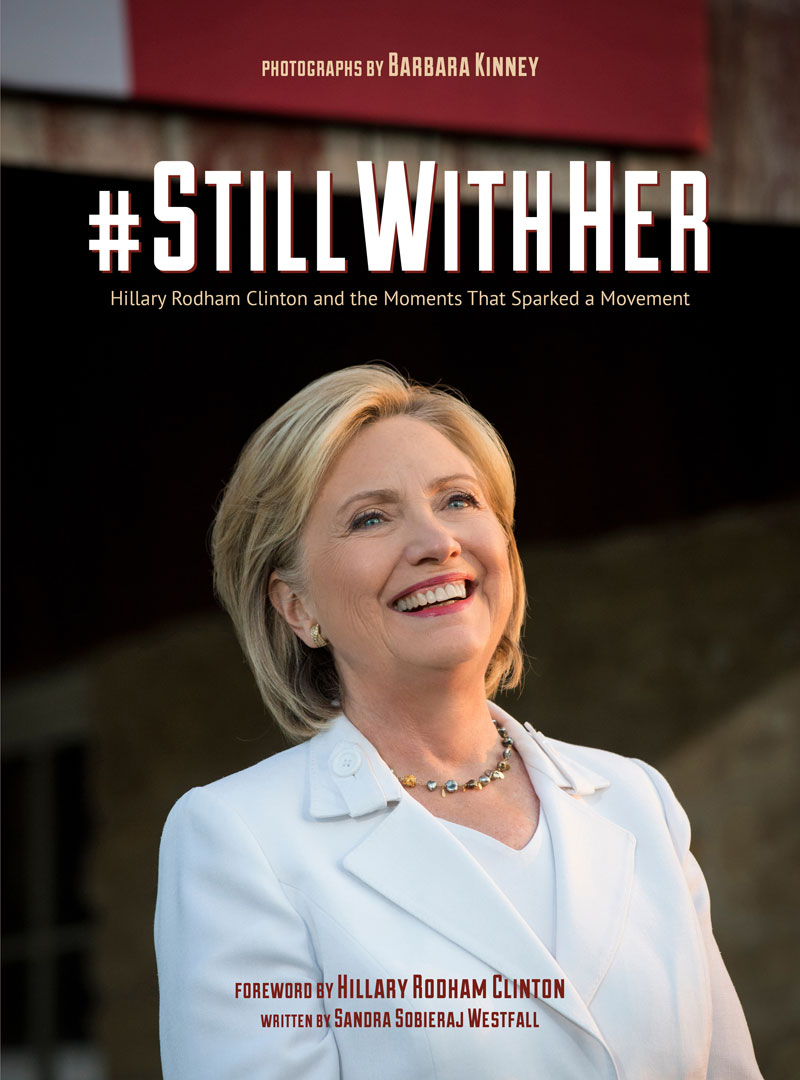buy the book still with her exclusive photos of hillary clinton s
